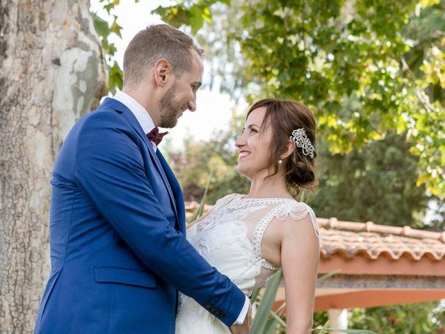 La boda de Christian y Verónica en Cubas De La Sagra, Madrid 45