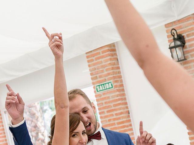 La boda de Christian y Verónica en Cubas De La Sagra, Madrid 55