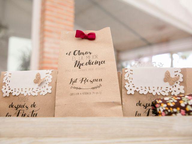 La boda de Christian y Verónica en Cubas De La Sagra, Madrid 58