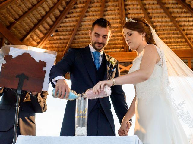 La boda de Meritxell y Jero