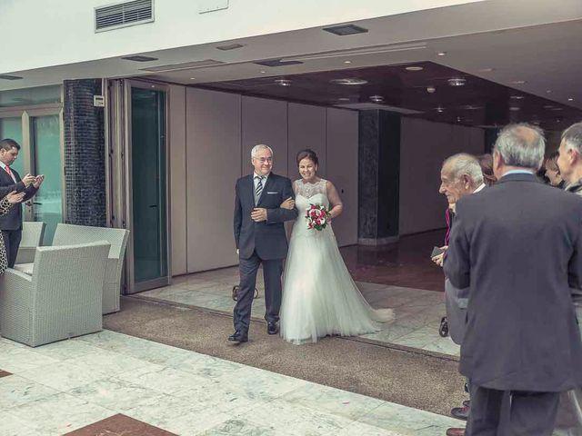 La boda de Berto y Elisa en Mogro, Cantabria 28