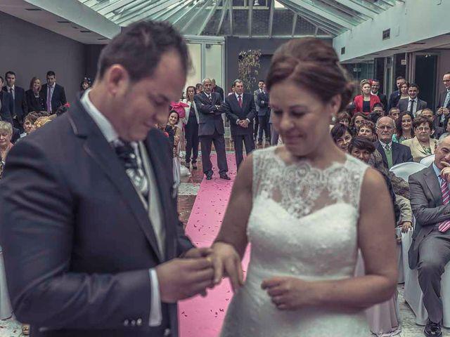 La boda de Berto y Elisa en Mogro, Cantabria 44