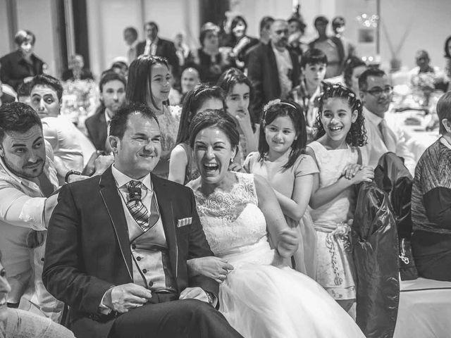 La boda de Berto y Elisa en Mogro, Cantabria 48