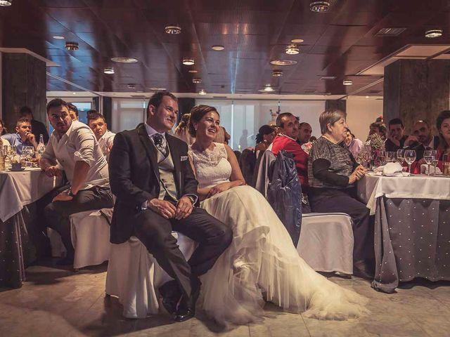 La boda de Berto y Elisa en Mogro, Cantabria 50