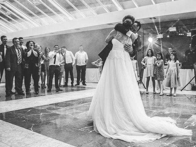La boda de Elisa y Berto
