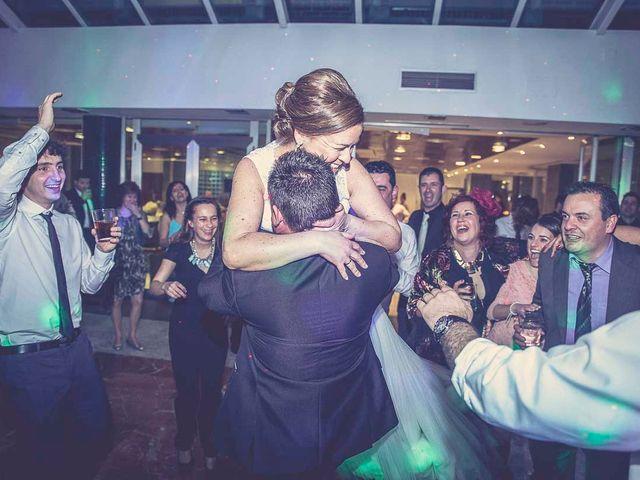 La boda de Berto y Elisa en Mogro, Cantabria 55