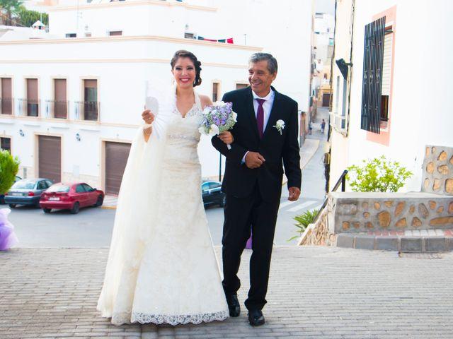 La boda de Javier y Marisol en Adra, Almería 9