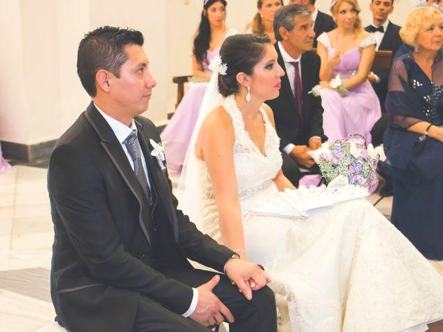 La boda de Javier y Marisol en Adra, Almería 11