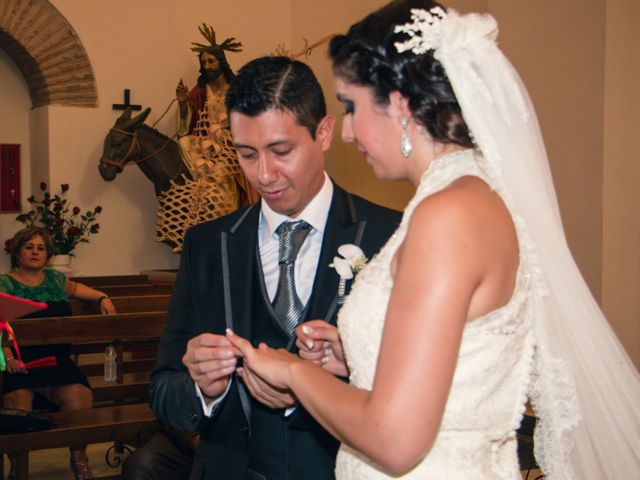 La boda de Javier y Marisol en Adra, Almería 12