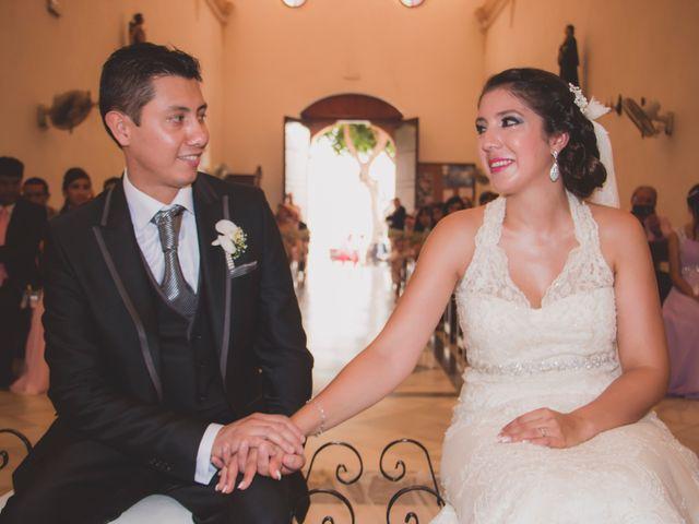 La boda de Javier y Marisol en Adra, Almería 13