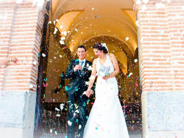 La boda de Javier y Marisol en Adra, Almería 1