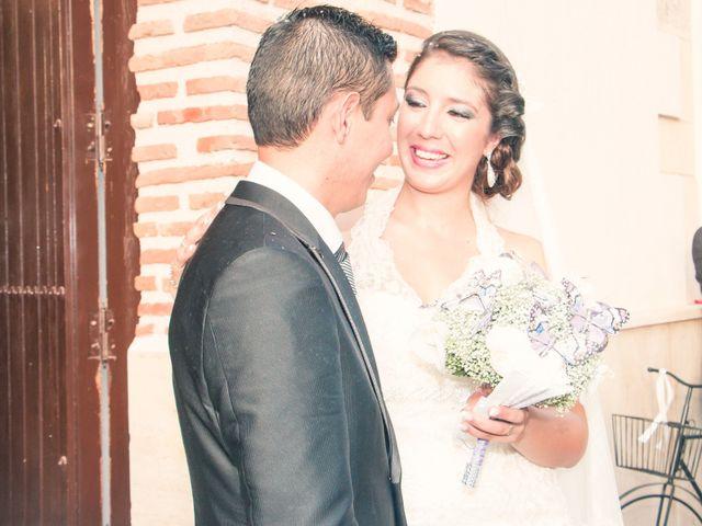 La boda de Javier y Marisol en Adra, Almería 14