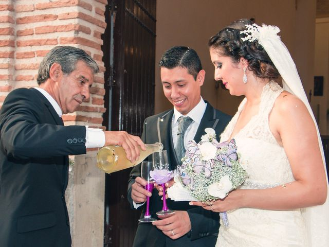 La boda de Javier y Marisol en Adra, Almería 15