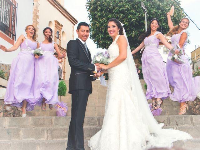 La boda de Javier y Marisol en Adra, Almería 16