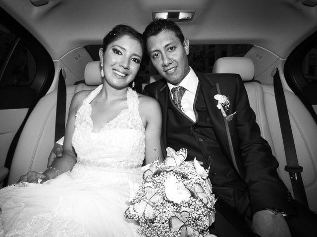 La boda de Javier y Marisol en Adra, Almería 2