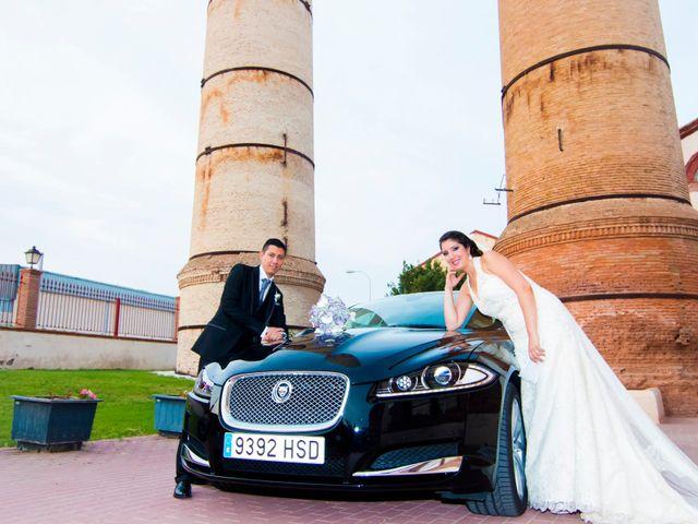 La boda de Javier y Marisol en Adra, Almería 17
