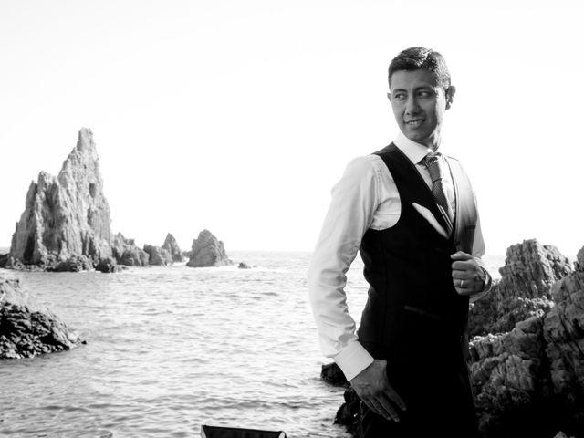 La boda de Javier y Marisol en Adra, Almería 21