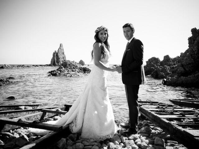 La boda de Javier y Marisol en Adra, Almería 23