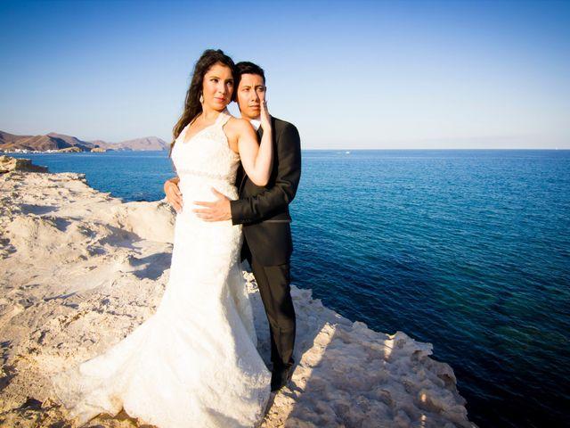 La boda de Javier y Marisol en Adra, Almería 24