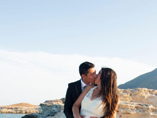 La boda de Javier y Marisol en Adra, Almería 25