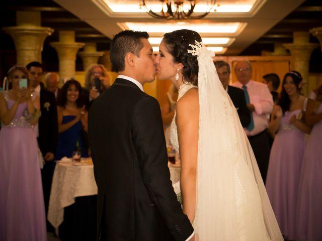 La boda de Javier y Marisol en Adra, Almería 32