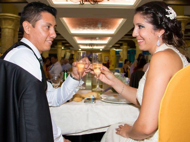 La boda de Javier y Marisol en Adra, Almería 34