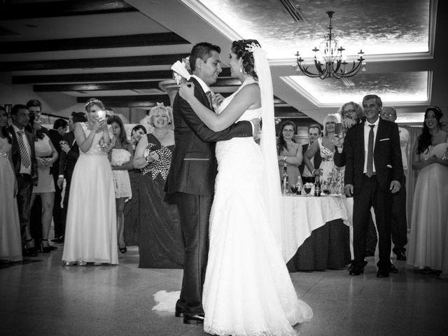 La boda de Javier y Marisol en Adra, Almería 35