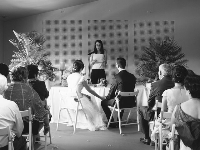 La boda de Enrique y Tamara en Sant Cugat Del Valles, Barcelona 40