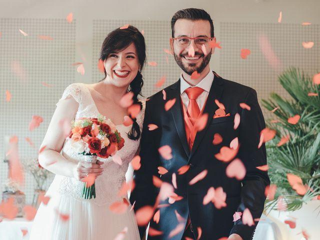 La boda de Tamara y Enrique