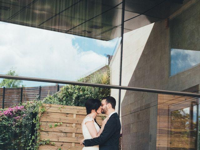 La boda de Enrique y Tamara en Sant Cugat Del Valles, Barcelona 47