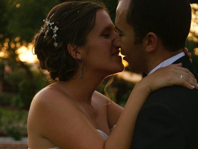 La boda de Cristina y Héctor