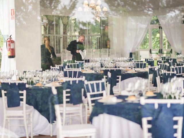 La boda de Angel y Julia en Torrelodones, Madrid 2