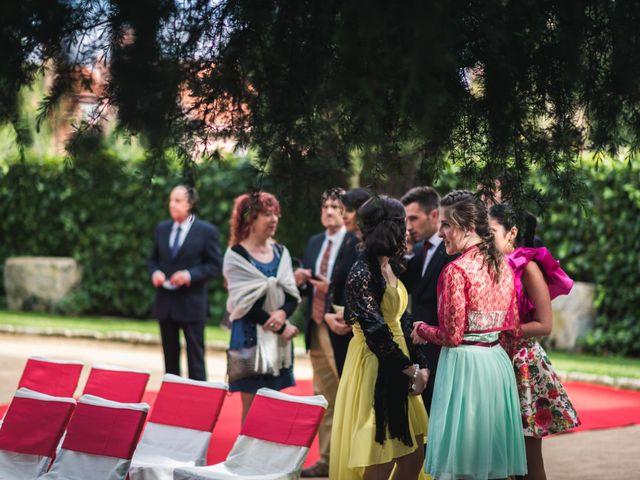 La boda de Angel y Julia en Torrelodones, Madrid 6