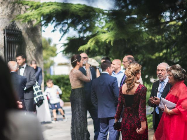 La boda de Angel y Julia en Torrelodones, Madrid 7