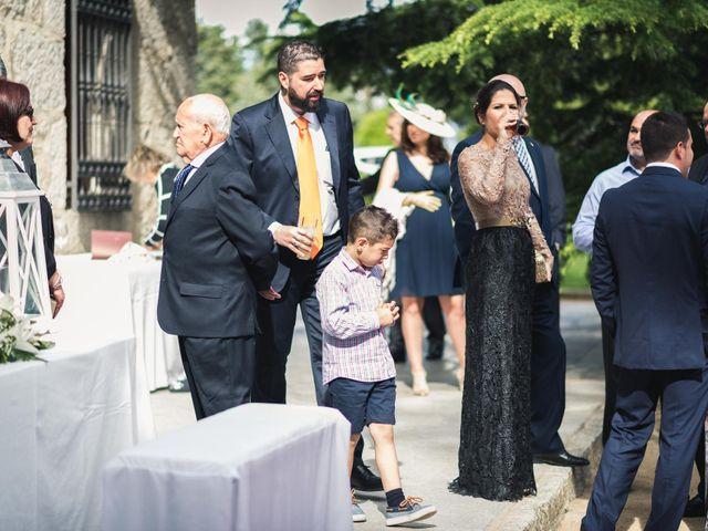 La boda de Angel y Julia en Torrelodones, Madrid 8