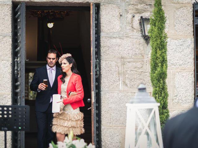 La boda de Angel y Julia en Torrelodones, Madrid 9