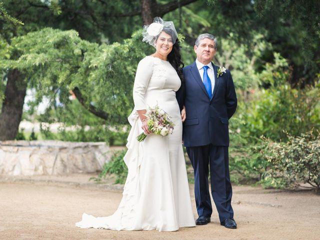 La boda de Angel y Julia en Torrelodones, Madrid 11