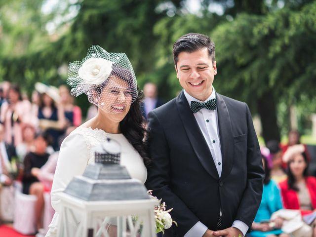 La boda de Angel y Julia en Torrelodones, Madrid 15