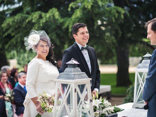 La boda de Angel y Julia en Torrelodones, Madrid 16