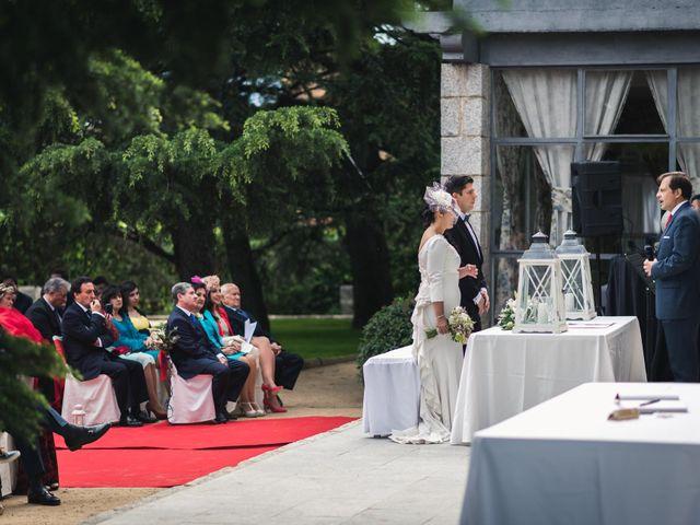 La boda de Angel y Julia en Torrelodones, Madrid 18