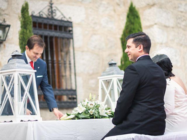 La boda de Angel y Julia en Torrelodones, Madrid 22