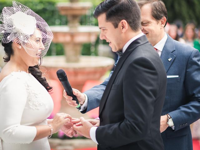 La boda de Angel y Julia en Torrelodones, Madrid 24