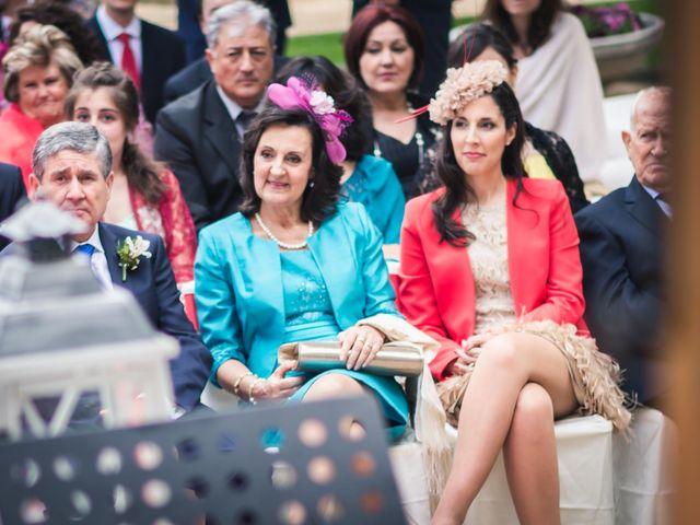 La boda de Angel y Julia en Torrelodones, Madrid 28