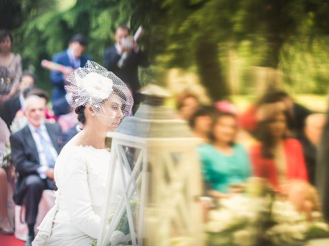 La boda de Angel y Julia en Torrelodones, Madrid 29