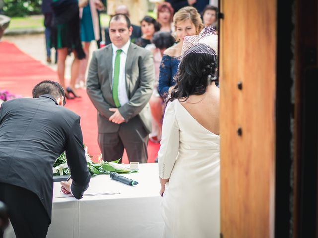 La boda de Angel y Julia en Torrelodones, Madrid 31