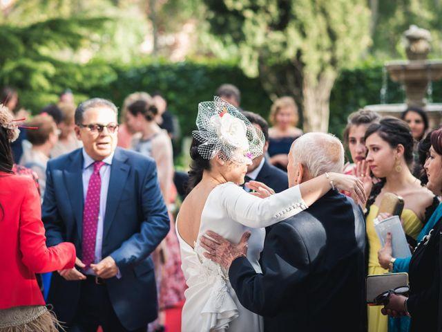 La boda de Angel y Julia en Torrelodones, Madrid 33