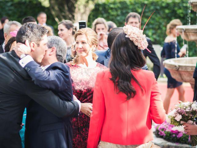 La boda de Angel y Julia en Torrelodones, Madrid 34