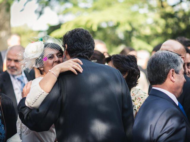 La boda de Angel y Julia en Torrelodones, Madrid 37