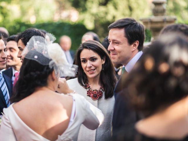 La boda de Angel y Julia en Torrelodones, Madrid 40