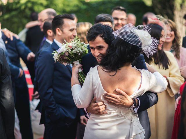 La boda de Angel y Julia en Torrelodones, Madrid 41